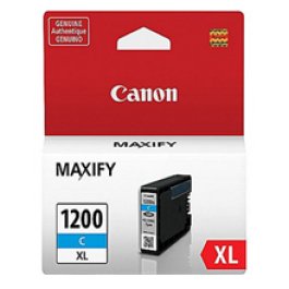 ~Brand New Original CANON 9196B001 (PGI-1200XL) INK / INKJET Cartridge High Yield Cyan