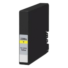 CANON 9270B001 (PGI-2200XL) INK / INKJET Catridge High Yield Yellow