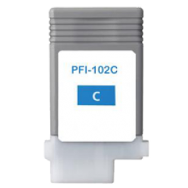 CANON PFI-102C INK / INKJET Cartridge Cyan