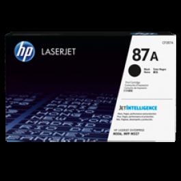 ~Brand New Original HP CF287A (#87A) Laser Toner Cartridge Black