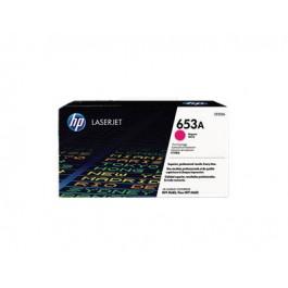 Brand New Original HP CF323A (653A) Laser Toner Cartridge Magenta