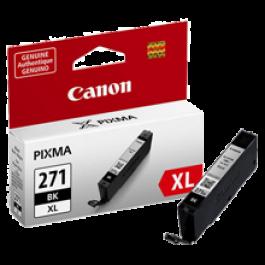 ~Brand New Original CLI-271BK-XL High Yield INK / INKJET Cartridge Black