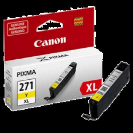 ~Brand New Original CLI-271Y-XL High Yield INK / INKJET Cartridge Yellow