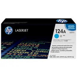 ~Brand New Original HP Q6001A Laser Toner Cartridge Cyan