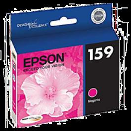 Brand New Orignal EPSON T159320 INK / INKJET Cartridge High Yield Ultra Chrome High Gloss Magenta