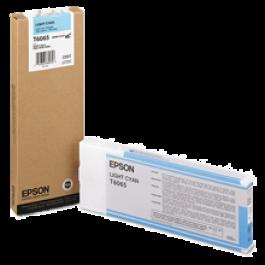 ~Brand New Original EPSON T606500 INK / INKJET Cartridge Light Cyan
