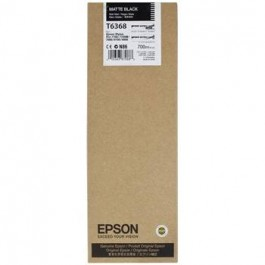~Brand New Original EPSON T636800 INK / INKJET Cartridge Matte Black