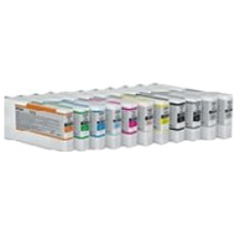 Brand New Original EPSON T653 INK / INKJET Cartridge Set Photo Black Cyan Vivid Magenta Yellow Light Cyan Vivid Light Magenta Light Black Matte Black Light Light Black Orange Green