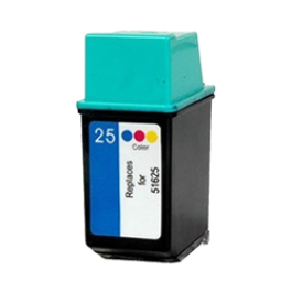 HP 51625A INK / INKJET Cartridge Tri-Color