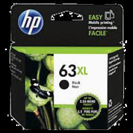 ~Brand New Original HP F6U64AN (HP 63XL) High Yield INK / INKJET Cartridge Black