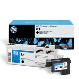Brand New Original HP C4950A (81) INK / INKJET Printhead Black