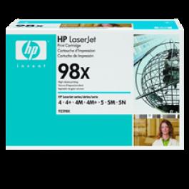 Brand New Original HP 92298X HP98X Laser Toner Cartridge High Yield