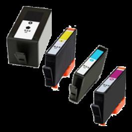 HP 934XL / 935XL INK / INKJET Cartridge High Yield Set Black Yellow Cyan Magenta