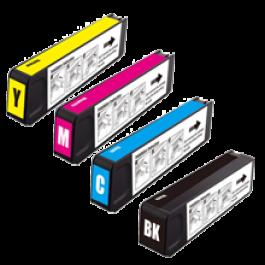 HP 970XL / 971XL INK/INKJET Cartridge Set Black Cyan Magenta Yellow High Yield