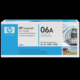 ~Brand New Original HP C3906A HP06A Laser Toner Cartridge
