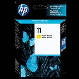Brand New Original HP C4838A INK / INKJET Cartridge Yellow