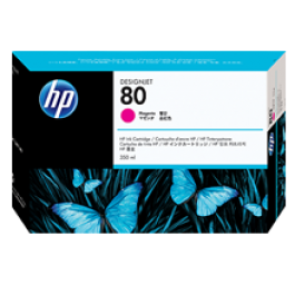 ~Brand New Original HP C4874A (HP 80) INK / INKJET Magenta