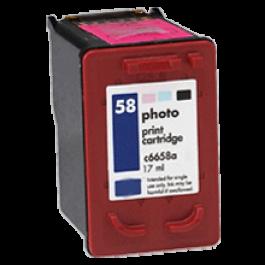 HP C6658A (58) INK / INKJET Cartridge Photo