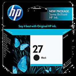 ~Brand New Original HP C8727A (27) INK / INKJET Cartridge Black