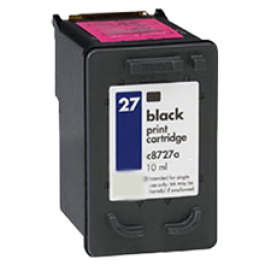 HP C8727A (27) INK / INKJET Cartridge Black