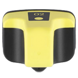 HP C8773WN (02) INK / INKJET Cartridge Yellow