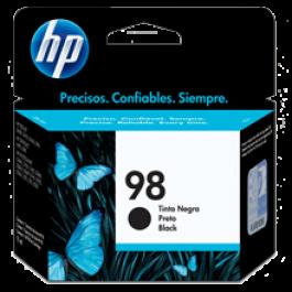 ~Brand New Original HP C9364W (98) INK / INKJET Cartridge Black