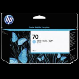 Brand New Original HP C9390A Light Cyan Ink / Inkjet Cartridge