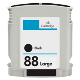HP C9396A INK / INKJET Cartridge Black High Yield