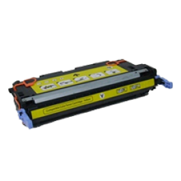 HP C9722A Laser Toner Cartridge Yellow