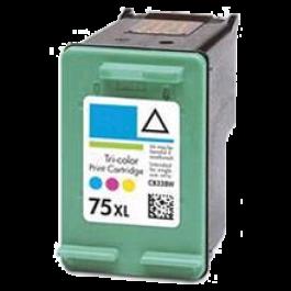 HP CB338WN (75XL) INK / INKJET Cartridge Tri-Color High Yield