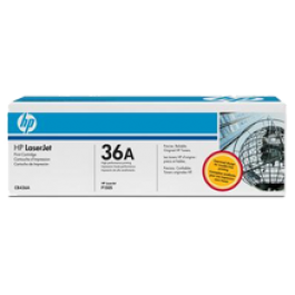 ~Brand New Original HP CB436A HP36A Laser Toner Cartridge