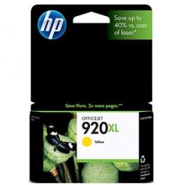 Brand New Original HP CD974AN (920XL) INK / INKJET Yellow