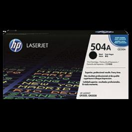 ~Brand New Original HP CE250A Laser Toner Cartridge Black