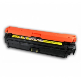 HP CE272A Laser Toner Cartridge Yellow