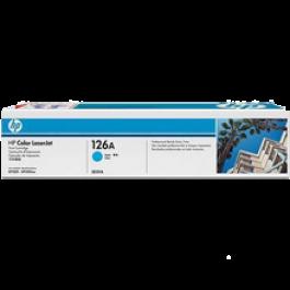 ~Brand New Original HP CE311A 126A Laser Toner Cartridge Cyan
