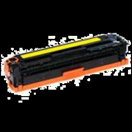 HP CE342A (651A) Laser Toner Cartridge Yellow