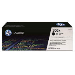 ~Brand New Original HP CE410X 305X High Yield Laser Toner Cartridge Black