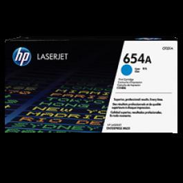 ~Brand New Original HP CF331A (654A) Laser Toner Cartridge Cyan