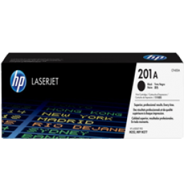 ~Brand New Original HP CF400A (201A) Laser Toner Cartridge Black