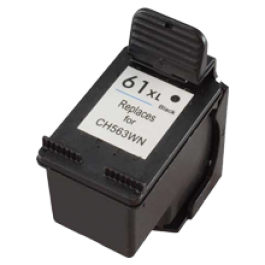 HP CH563WN (HP 61XL) INK / INKJET Cartridge Black High Yield