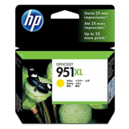 ~Brand New Original HP CN048AN 951XL INK/INKJET Cartridge Yellow