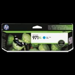 ~Brand New Original HP CN626AM (HP971XL) INK/INKJET Cartridge Cyan High Yield