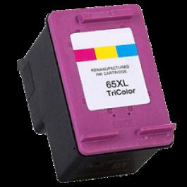 HP N9K03AN (#65XL) High Yield INK / INKJET Cartridge Tri-Color