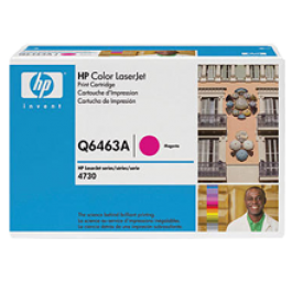 ~Brand New Original HP Q6463A Laser Toner Cartridge Magenta