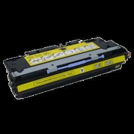 HP Q7582A Laser Toner Cartridge Yellow