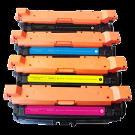 HP 131X Laser Toner Cartridge Set Black Cyan Yellow Magenta High Yield