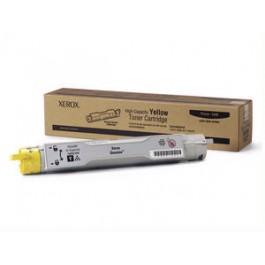 Brand New Original Xerox 106R01084 Laser Toner Cartridge Yellow High Yield