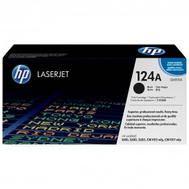 ~Brand New Original HP Q6000A Laser Toner Cartridge Black