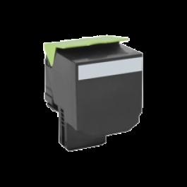 Lexmark 80C1HK0 Laser Toner Cartridge Black High Yield