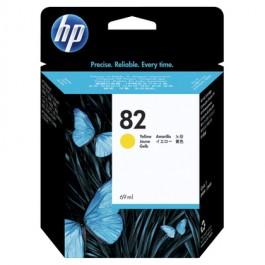 ~Brand New Original HP C4913A (82) INK / INKJET Cartridge Yellow